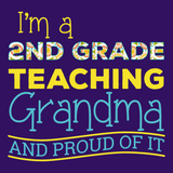 Second Grade - Proud Grandma -  - 14