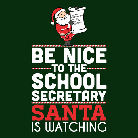 Secretary - Be Nice Holiday -  - 9