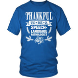 SLP - Thankful - District Unisex Shirt / Royal Blue / S - 9