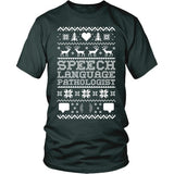 SLP - Ugly Sweater 2 - District Unisex Shirt / Dark Green / S - 6