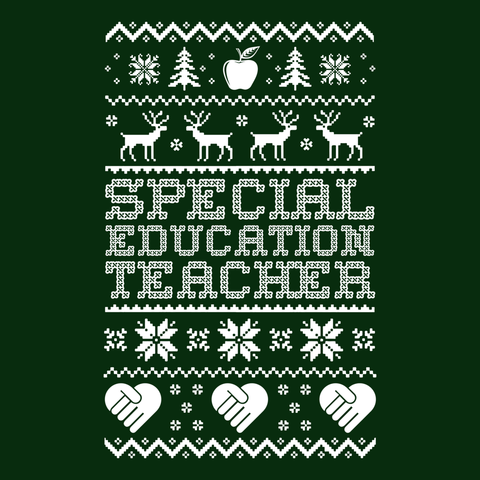 Special Education - Ugly Sweater -  - 9