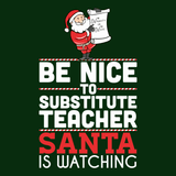 Substitute - Be Nice Holiday -  - 13