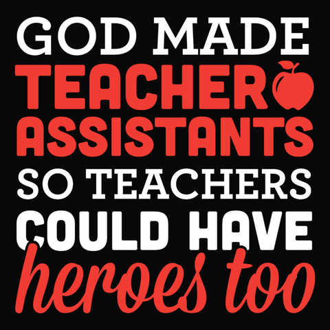 Teacher Assistant - Hero -  - 14