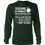 Teacher - Christmas Co-workersT-shirt - Keep It School - 6