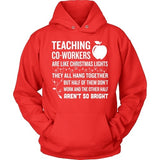 Teacher - Christmas Co-workersT-shirt - Keep It School - 8