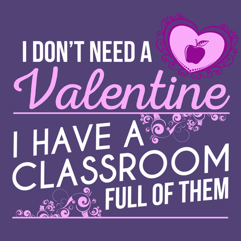 Teacher - Classroom Full of Valentines -  - 14