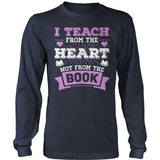 Teacher - From the Heart - District Long Sleeve / Navy / S - 10