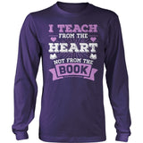 Teacher - From the Heart - District Long Sleeve / Purple / S - 11