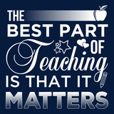 Teacher - It Matters -  - 14