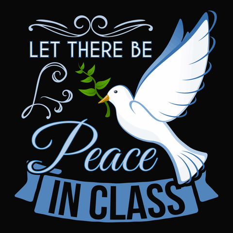 Teacher - Peace In Class -  - 13