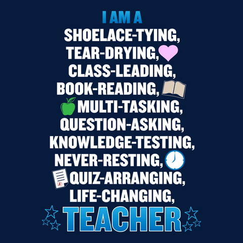 Teacher - Poem -  - 14