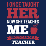 Teacher - Proud Dad -  - 14