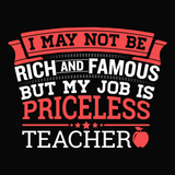Teacher - Rich and Famous -  - 14