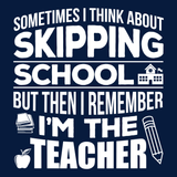 Teacher - Skipping -  - 14