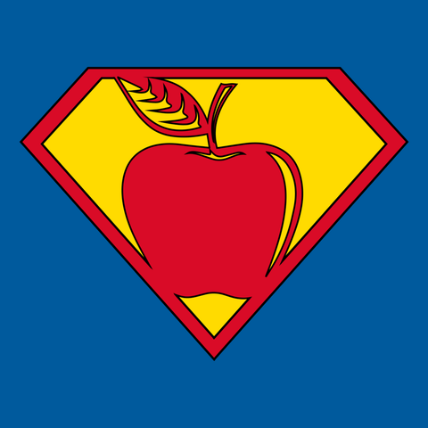 Teacher - Superman -  - 12