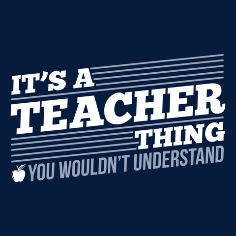 Teacher - Teacher Thing -  - 14