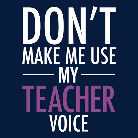 Teacher - Voice -  - 14