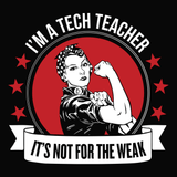 Tech - Not for the Weak -  - 14