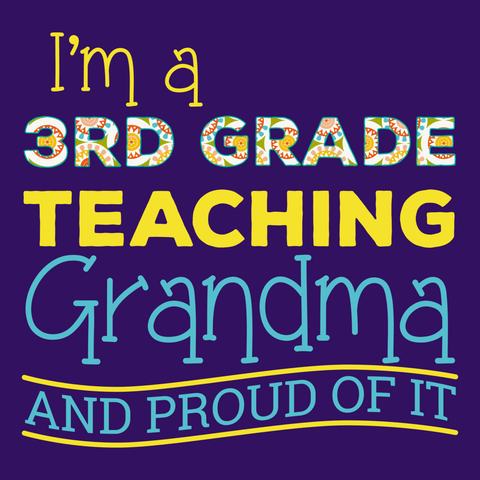 Third Grade - Proud Grandma -  - 14