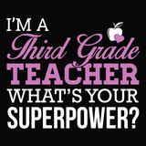 Third Grade - Superpower -  - 14