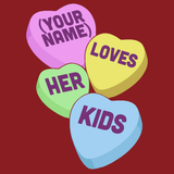 Teacher - Candy Hearts Kids -  - 15