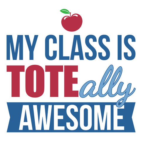 Teacher - Toteally Awesome -  - 4