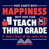 Third Grade - Happiness Mousepad -  - 2