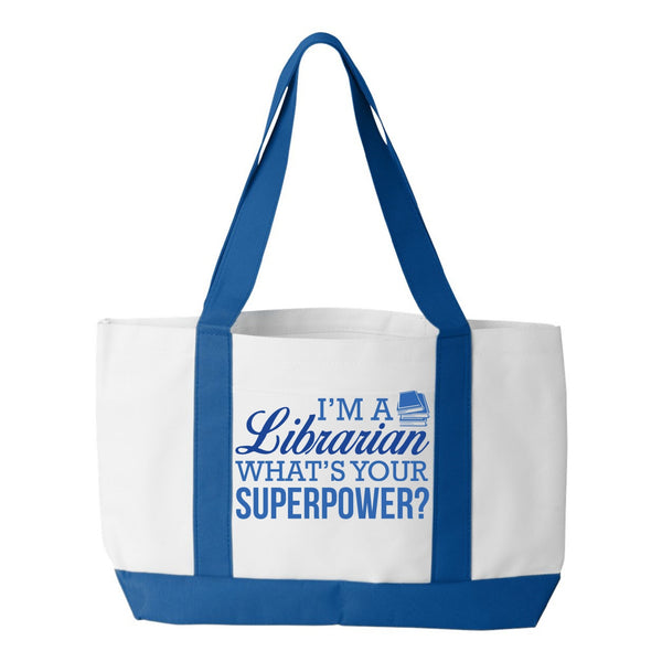 Librarian - Superpower - Keep It School - 1