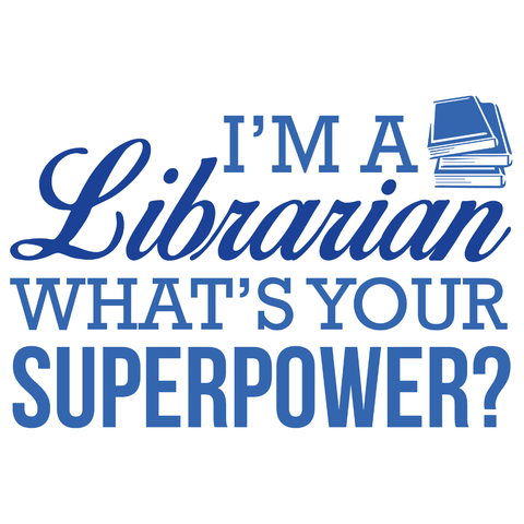 Librarian - Superpower - Keep It School - 4