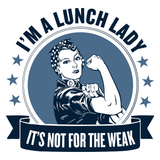 Lunch Lady - Not For The Weak -  - 4