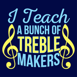 Music - Treble Makers Mousepad -  - 2