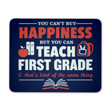 First Grade - Happiness Mousepad - Mousepad - 1
