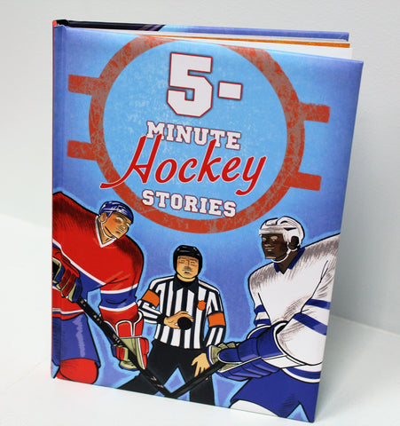 5 Minute Hockey Stories