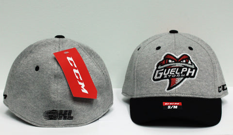 CCM Grey Flex Cap