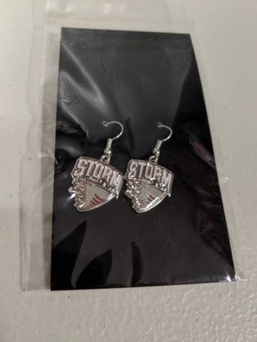 Storm Old Logo Ear Rings