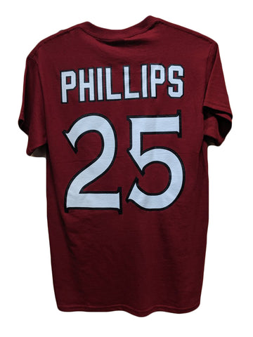 Player Tee - #25 Marcus Phillips
