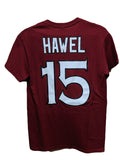 Player Tee - #15 Liam Hawel