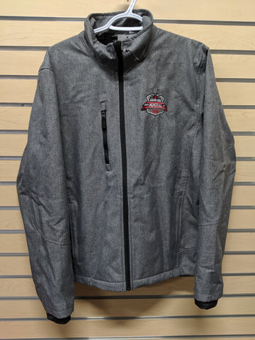 Charcoal Memorial Cup jackets