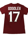 Player Tee - #17 Pavel Gogolev