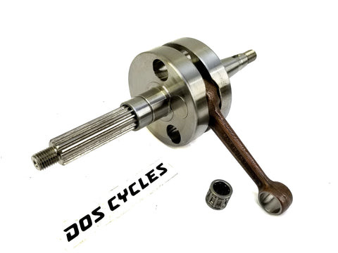 Derbi Start III Revolution Italkit Crankshaft - 10 Pin