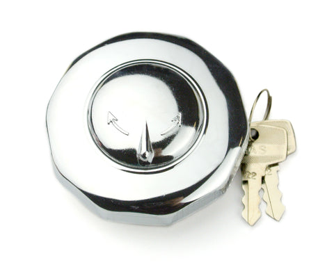 38mm Locking Gas Cap - Puch Pinto/Magnum and More