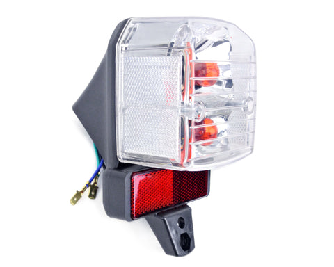 CEV Style Taillight - Clear Stylin'