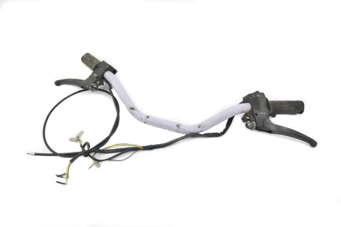Derbi Sle-X Bars and Controls - USED