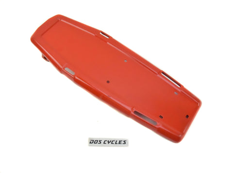 NOS Peugeot 103 Rear Rack - Red