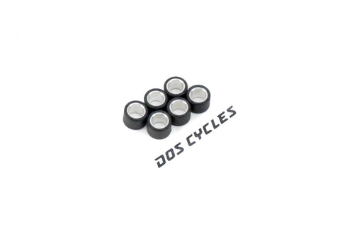 DOS SIX Roller Weights - 4 Gram