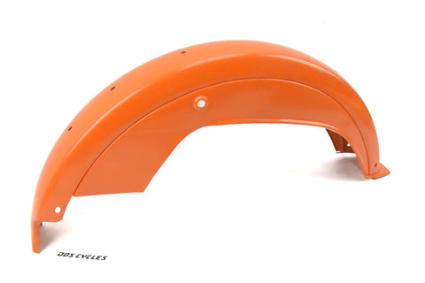 Motobecane 50v Rear Fender - Orange