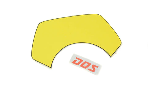 NOS Derbi C5 Headlight Fairing Sticker