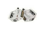 Chrome Metal Pedals
