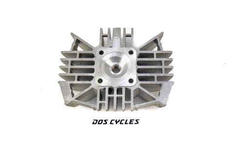 Derbi 47mm Cylinder Head with No Decomp