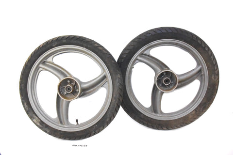 Derbi 3 Swoop Wheel Set - USED